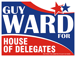 Guy Ward for House of Delegates | District 50